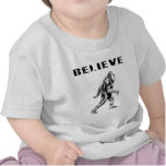 Believe - Bigfoot / Sasquatch Tee Shirt