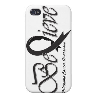 Believe Black - Gift Items Covers For iPhone 4