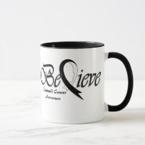 "Believe ""Black-Mug"" Mug"