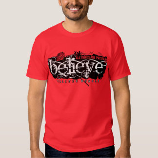 Believe - by Pacific Oracle T-Shirt