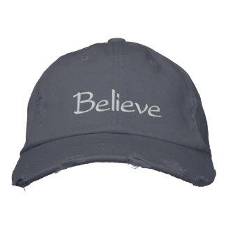 """""""Believe"""" Cap"""