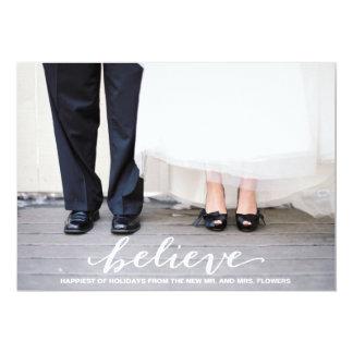 Believe. Card