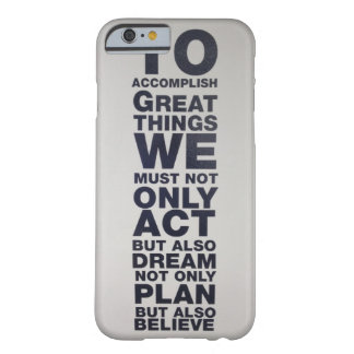 believe barely there iPhone 6 case
