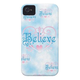 Believe iPhone 4 Cases