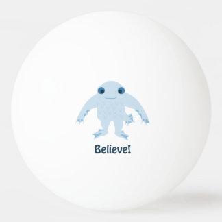 Believe! Cute Ningen Ping-Pong Ball