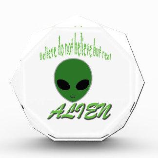 Believe Do Not Believe But Real Alien Awards