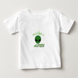 Believe Do Not Believe But Real Alien Baby T-Shirt
