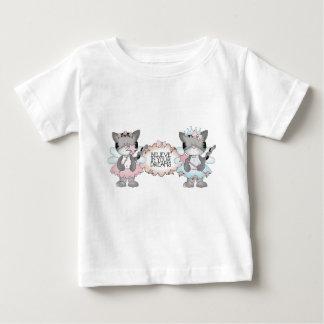 Believe Dream Cats Baby T-Shirt