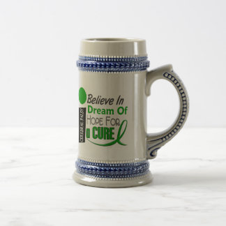 BELIEVE DREAM HOPE Cerebral Palsy Beer Stein