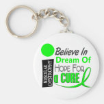 BELIEVE DREAM HOPE Muscular Dystrophy T-Shirts Keychains