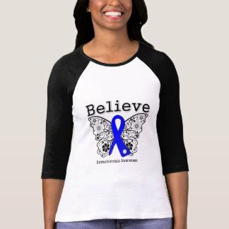 Believe Dysautonomia Awareness T Shirt
