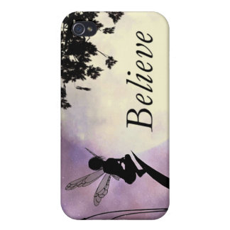 Believe fairy Case for iPhone 4/4S iPhone 4 Cases
