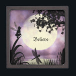 "Believe fairy trinket box<br><div class=""desc"">Believe fairy trinket box</div>"