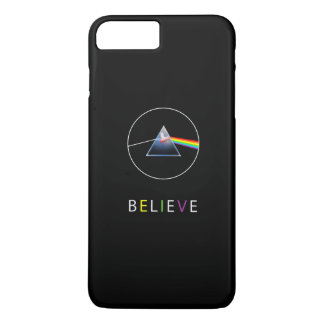 believe flying pig through prism iPhone 8 plus/7 plus case
