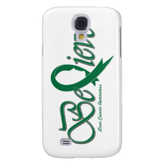 "Believe ""Green - Gift Items"" Samsung S4 Case"