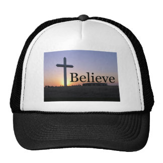 Believe Trucker Hats