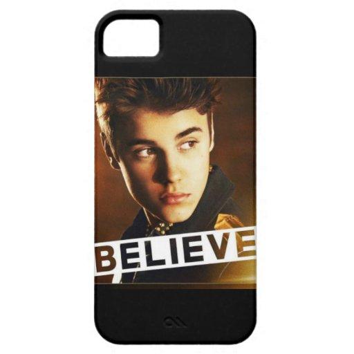 Believe i Phone Case iPhone 5 Cover