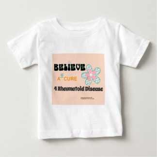 Believe in a cure baby T-Shirt