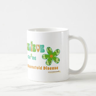 Believe in a CURE Coffee Mug