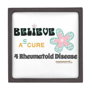 Believe in a cure gift box