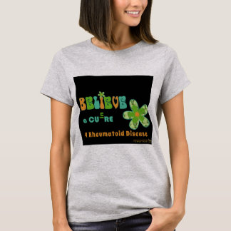 Believe in a cure T-Shirt