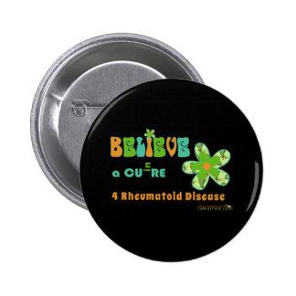 Believe in a #rheum cure button