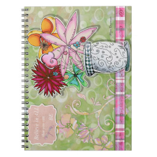 Believe in all That You Can Be Notebook