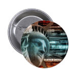 Believe In America Pins