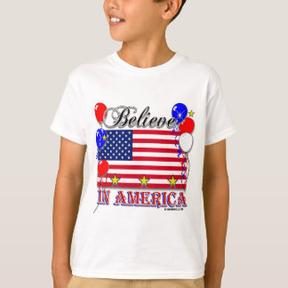 Believe In America T-Shirt