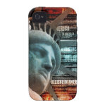 Believe In America Vibe iPhone 4 Cover