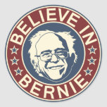 Believe in Bernie Sticker (V1)