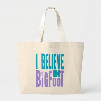 Believe in BIGfoot Bag