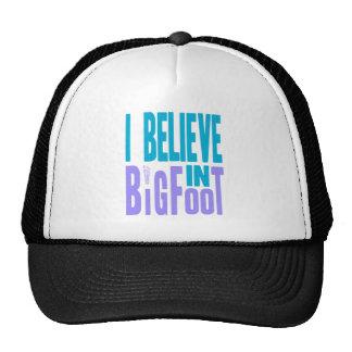Believe in BIGfoot! Mesh Hats