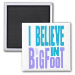 Believe in BIGfoot! Refrigerator Magnets