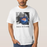 Believe in Castan Mosaic Triploidy Awareness Shirt