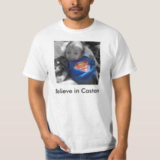 Believe in Castan Mosaic Triploidy Awareness Shirt