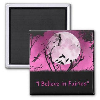 Believe In Fairies magnet