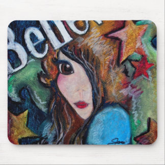 Believe In Fairies Mouse Pad