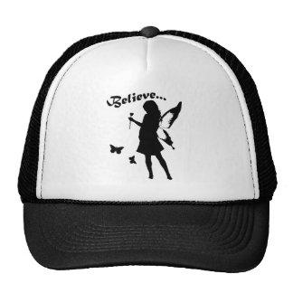 Believe in Fairies Trucker Hat