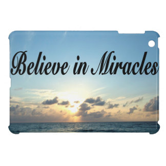 BELIEVE IN GOD'S MIRACLES CASE FOR THE iPad MINI