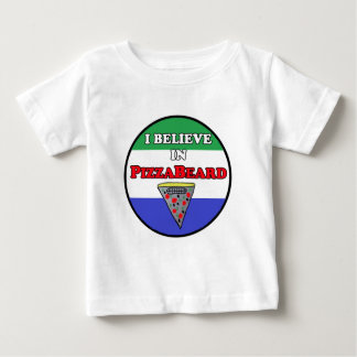 Believe in him, for he believes in you. baby T-Shirt