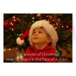 Believe in Jesus Christmas Card