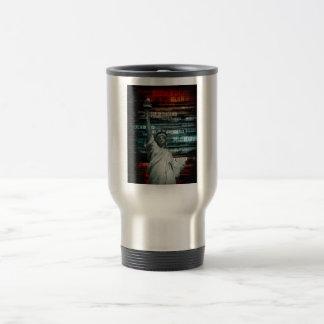 Believe In Liberty Travel Mug