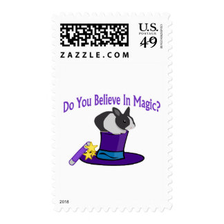 Believe in Magic Stamps