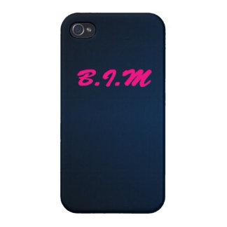 Believe in me- jordan may iphone 4 case