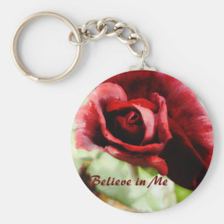 Believe in Me Key Chains
