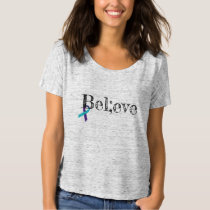 Believe in Mental Health Awareness T-Shirt