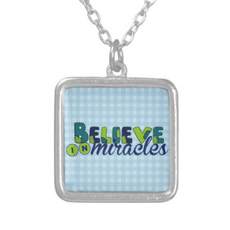 Believe in Miracles Jewelry