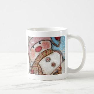 Believe in Snowmen Coffee Mugs