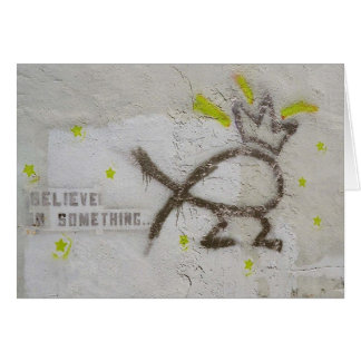 Believe in Something Cards